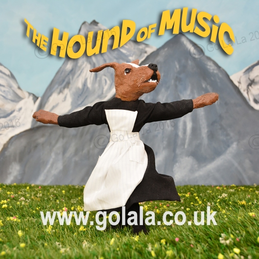 Hound of Music with web